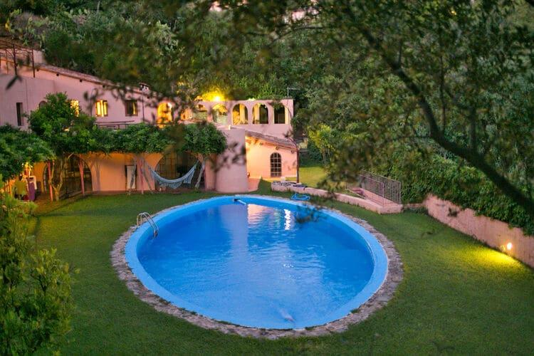 vakantiehuis Italië, Basilicata, Ricadi vakantiehuis IT-89866-22