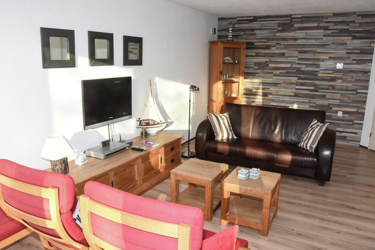 Vakantiewoning Nederland, Wadden, De Koog Texel Appartement NL-1796-24