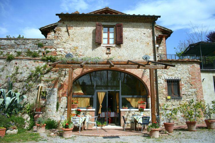 Vakantiehuizen Italie | Toscana | Villa te huur in Armaiolo met zwembad  met wifi 8 personen