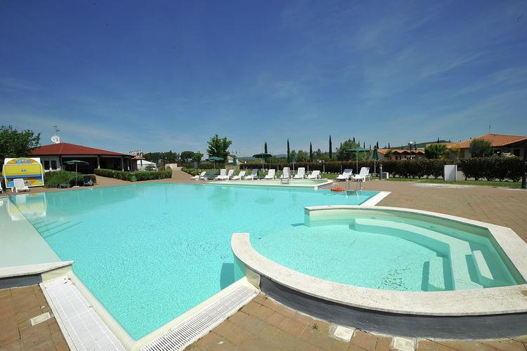 Bungalow met zwembad met wifi  ToscanaCasa in Maremma 1