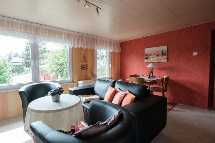 vakantiehuis Duitsland, Berlijn, Güntersberge vakantiehuis DE-06507-26