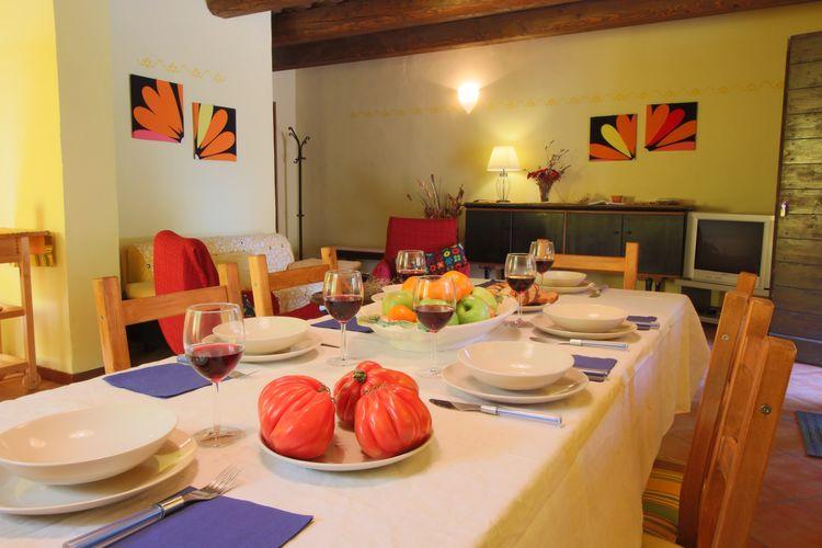 Ferienwohnung Gina (644979), Cagli, Pesaro und Urbino, Marken, Italien, Bild 14