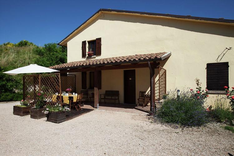 Ferienwohnung Gina (644979), Cagli, Pesaro und Urbino, Marken, Italien, Bild 4