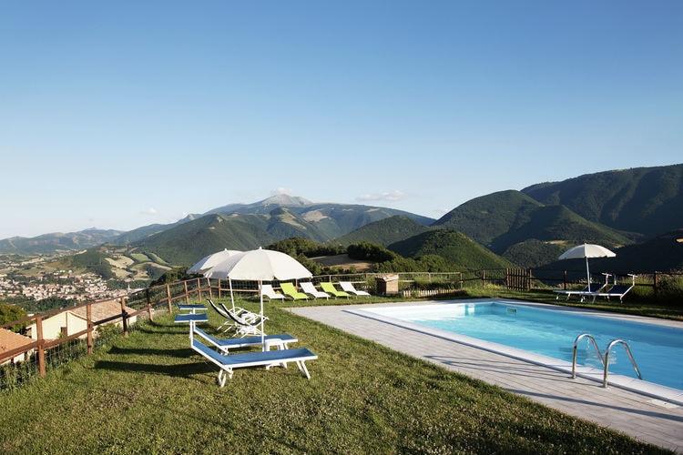 Ferienwohnung Salvo (645011), Cagli, Pesaro und Urbino, Marken, Italien, Bild 7