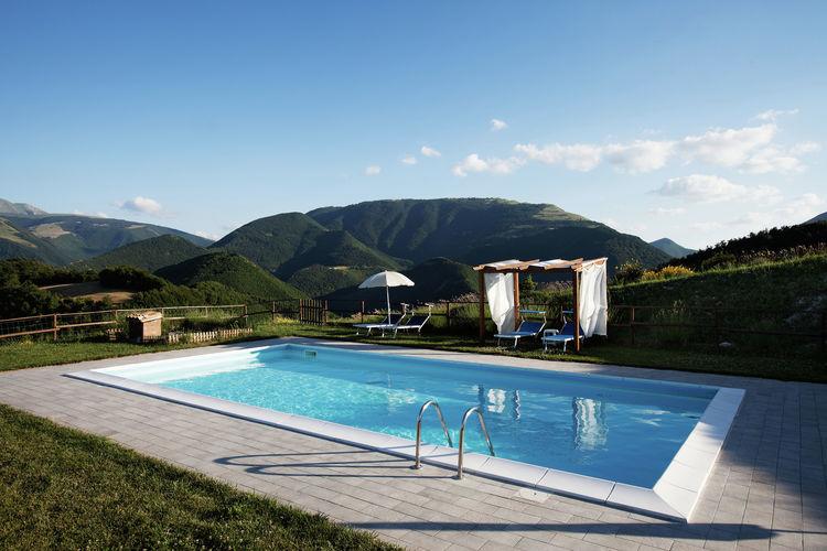 Ferienwohnung Mino (645002), Cagli, Pesaro und Urbino, Marken, Italien, Bild 6