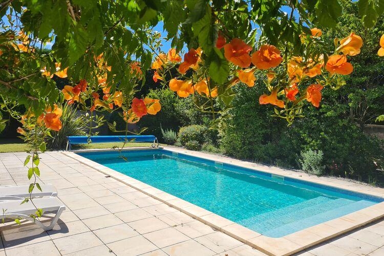 Villa Frankrijk, Provence-alpes cote d azur, Saint-Pierre-De-Vassols Villa FR-84330-11