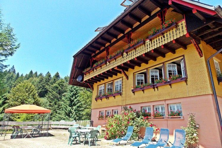 Vakantiehuis  met wifi  TodtmoosSchwarzwald