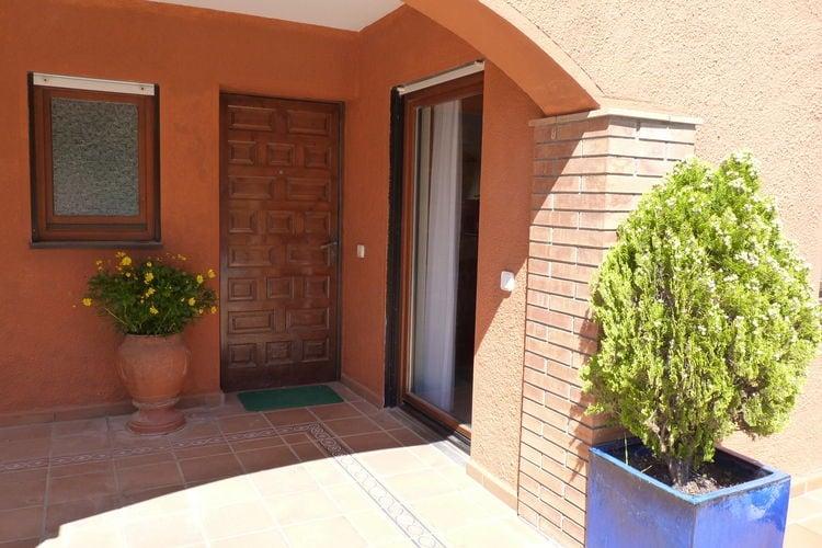 vakantiehuis Spanje, Costa Brava, Sant Pere Pescador vakantiehuis ES-17470-11