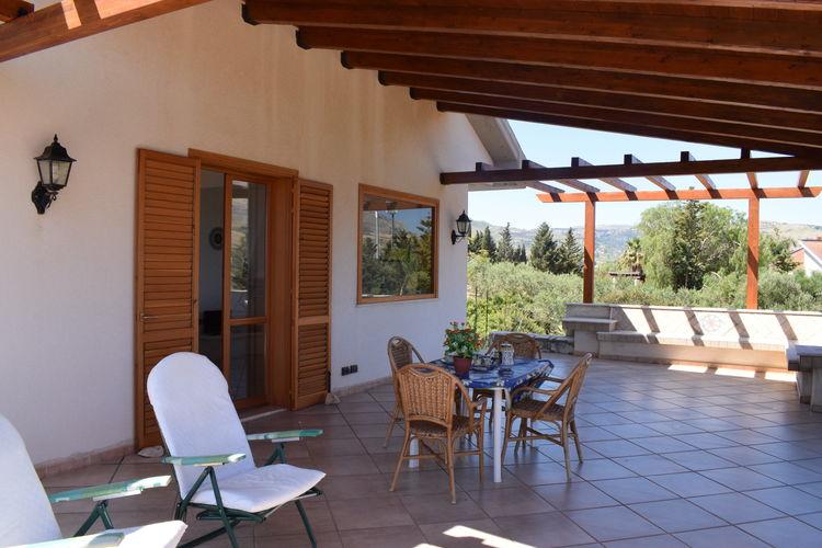 vakantiehuis Italië, Sicilia, Castellammare del Golfo vakantiehuis IT-91014-49