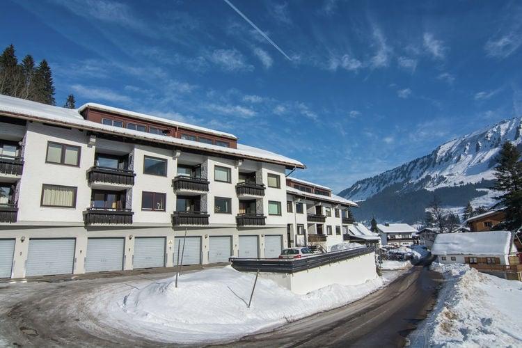 Vakantiehuizen Oostenrijk | Vorarlberg | Appartement te huur in Riezlern-Kleinwalsertal met zwembad  met wifi 4 personen