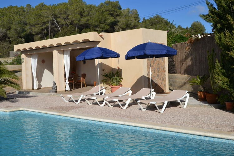 vakantiehuis Spanje, Ibiza, Sant Josep de la Talaia vakantiehuis ES-07830-27