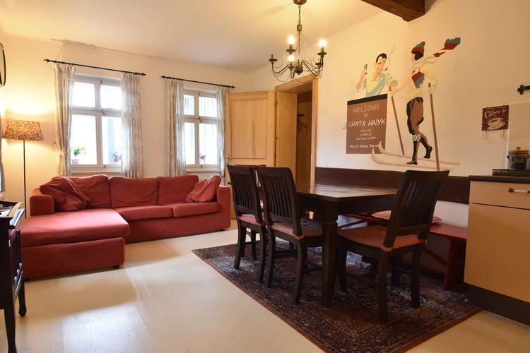 Appartement Tsjechië, Reuzengebergte - Jzergebergte, Zlata Olesnice Appartement CZ-46847-02