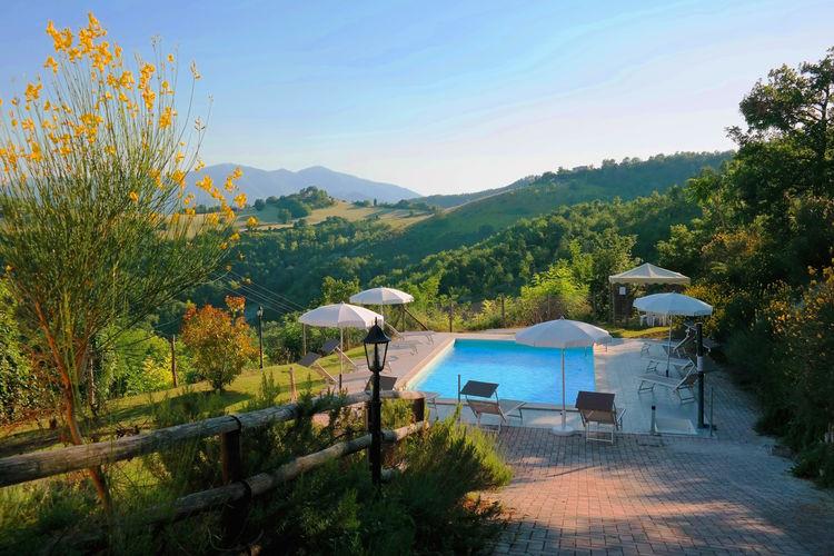 Villa Italië, Marche, Acqualagna Villa IT-61041-01
