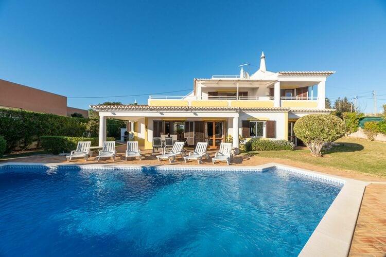 Portugal | Algarve | Villa te huur in Albufeira met zwembad   6 personen