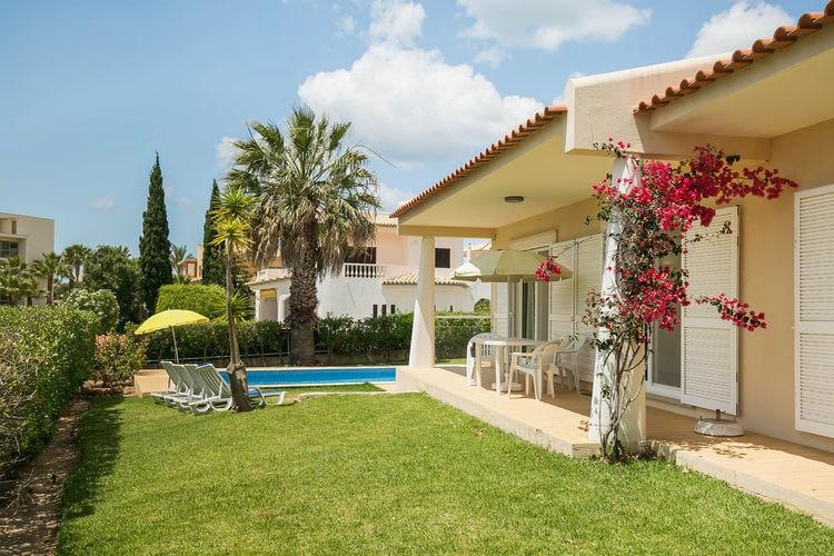 Portugal | Algarve | Villa te huur in Albufeira met zwembad  met wifi 4 personen