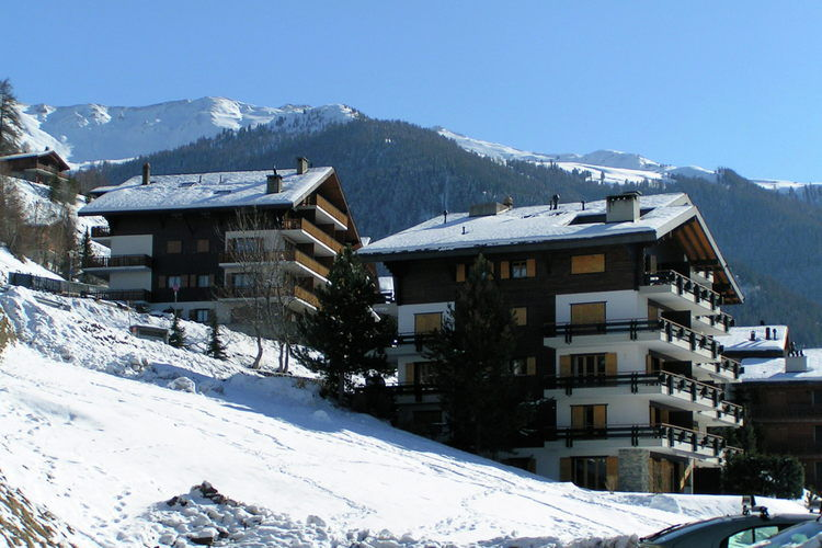 Alpvision Résidences Veysonnaz A2 - Apartment - Veysonnaz