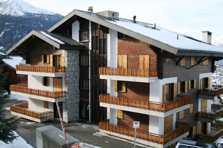 Alpvision Résidences Veysonnaz D2 - Apartment - Veysonnaz