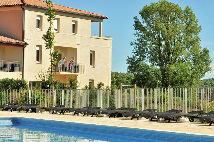 Languedoc-Roussillon Appartementen te huur Rustig gelegen résidence met heerlijk zwembad in de landelijke Minervois