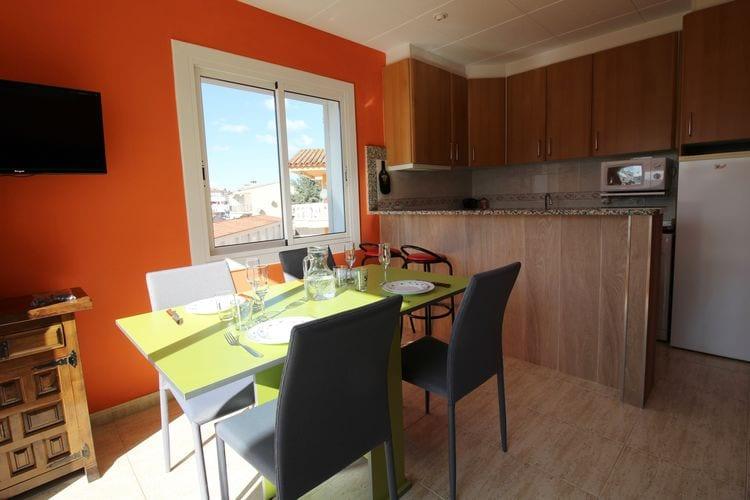 Appartement Spanje, Costa Brava, Empuriabrava Appartement ES-17487-90