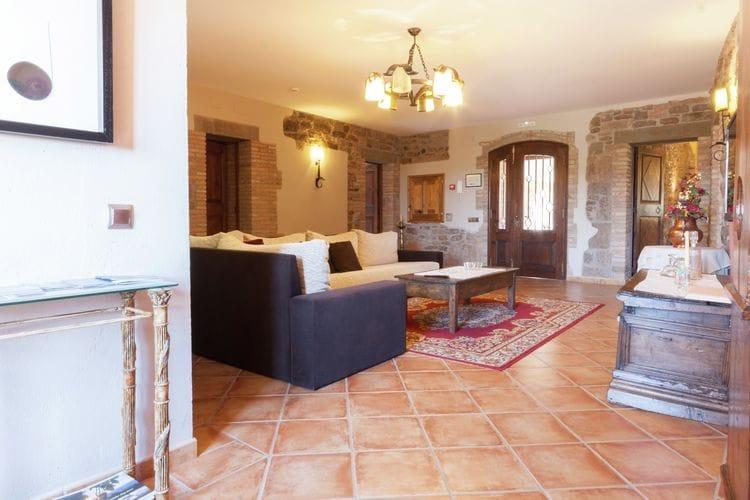 vakantiehuis Spanje, Costa de Barcelona, Balsareny vakantiehuis ES-08251-01