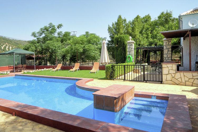 Andalucia Vakantiewoningen te huur 150 Jaar oude herenboerderij in natuurpark, met privézwembad en eigen bodega