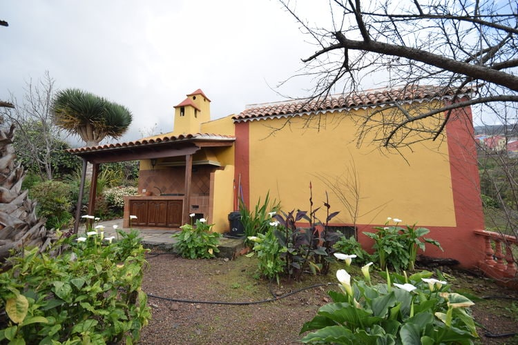 vakantiehuis Spanje, trfe, La Orotava vakantiehuis ES-38300-01