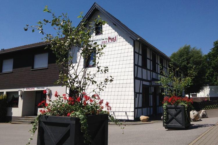Vakantiewoning  met wifi  Monschau-Höfen  Groot comfortabel vakantiegroepshuis met bar nabij Monschau
