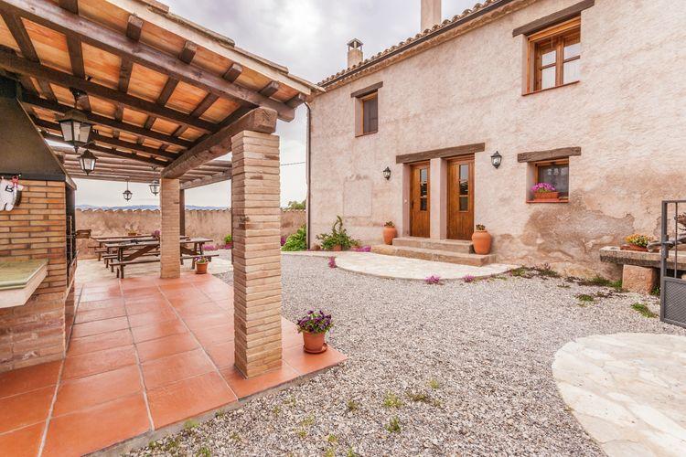 Vakantiehuis met zwembad  aan zee Maians-Castellfollit del Boix  Can Códol