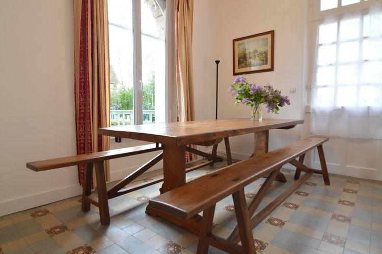 Villa Frankrijk, Normandie, Bayeux Villa FR-14400-20