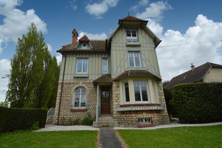 Villas Frankrijk | Normandie | Villa te huur in Bayeux   met wifi 10 personen