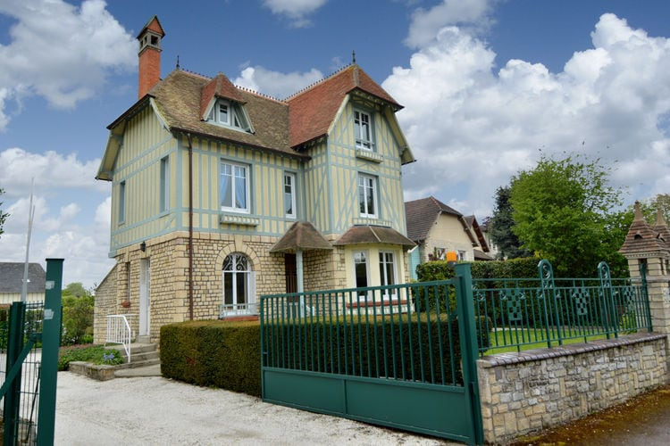 Villa  met wifi  NormandieVilla Normande 10 pers