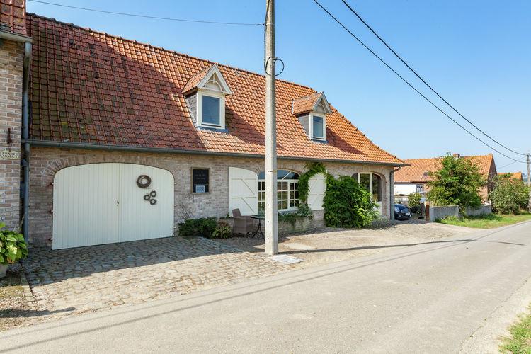vakantiehuis België, West Vlaanderen, Heuvelland-Dranouter vakantiehuis BE-8951-01