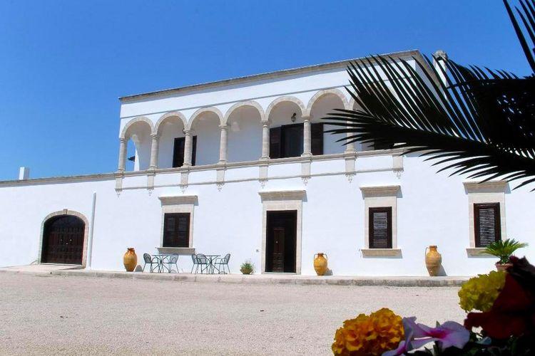 vakantiehuis Italië, Puglia, Torricella vakantiehuis IT-74020-01
