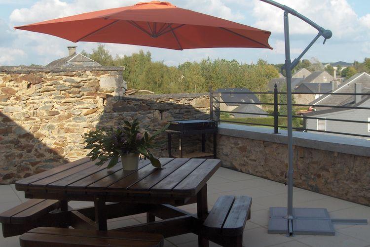 vakantiehuis België, Luxemburg, Libin vakantiehuis BE-6890-25
