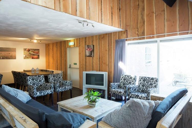 Vakantiewoning Nederland, Drenthe, Oude Willem Boerderij NL-8439-01