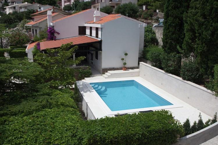Villa Kroatië, Dalmatie, Baska Voda Villa HR-21320-02