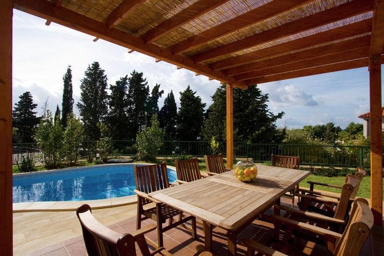 Villa Kroatië, eld, Hvar Villa HR-21450-01