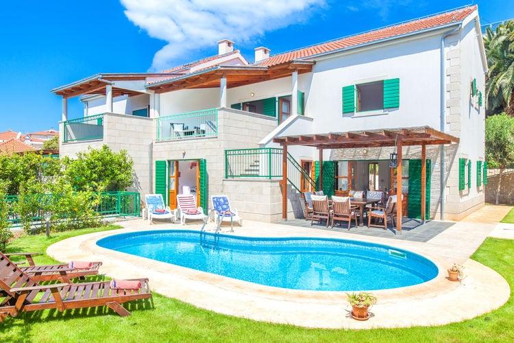 Villa Kroatië, eld, Hvar Villa HR-21450-02