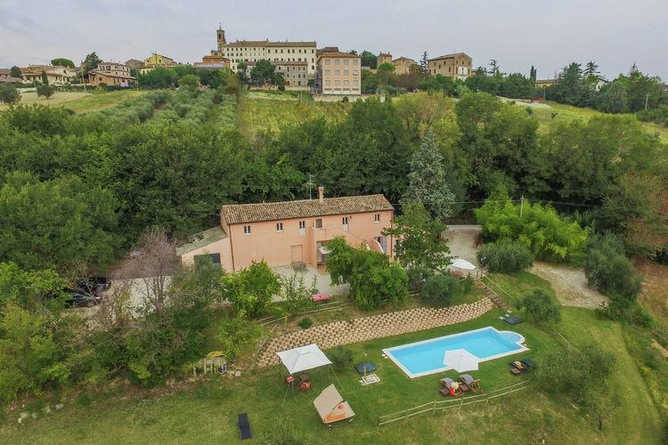 Ferienwohnung Michele (629160), Morro d'Alba, Ancona, Marken, Italien, Bild 2