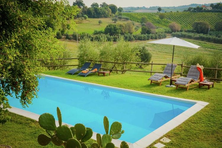 Ferienwohnung Gildo (629164), Morro d'Alba, Ancona, Marken, Italien, Bild 4