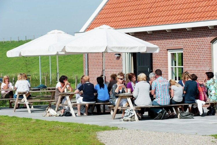 Holland | Zeeland | Holiday home Recreatiepark de Stelhoeve - Familiehuis Oostersch | all year | TerraceBalcony