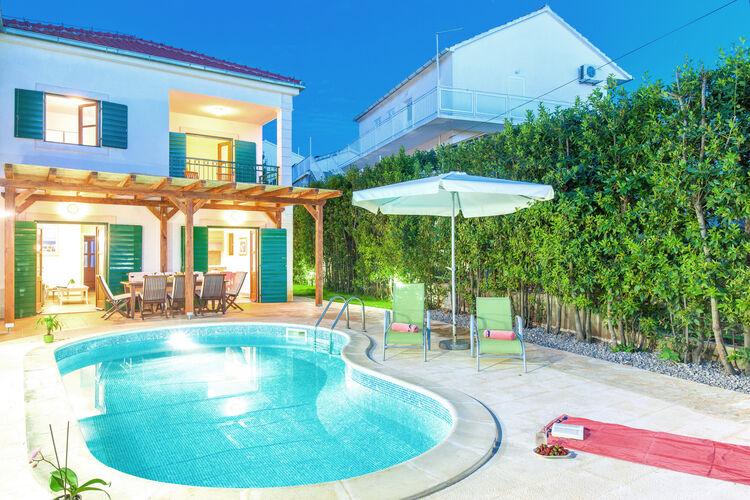 Kroatie | Eld | Villa te huur in Hvar met zwembad  met wifi 8 personen