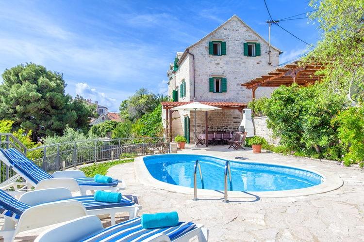 Villa Kroatië, eld, Sumartin Villa HR-21425-02