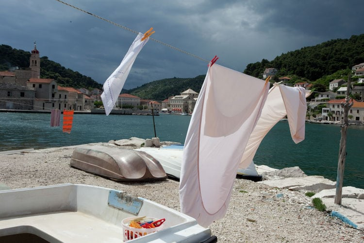 vakantiehuis Kroatië, eld, Pucisca vakantiehuis HR-21412-01