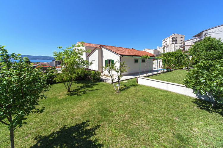 Villa Kroatië, Dalmatie, Dugi rat Villa HR-21315-02