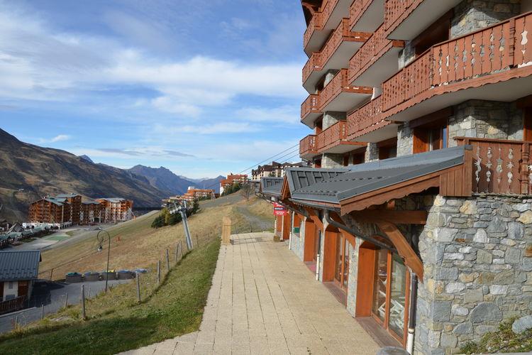 Residence les Chalets de l Adonis Saint-Martin-de-Belleville Northern Alps France