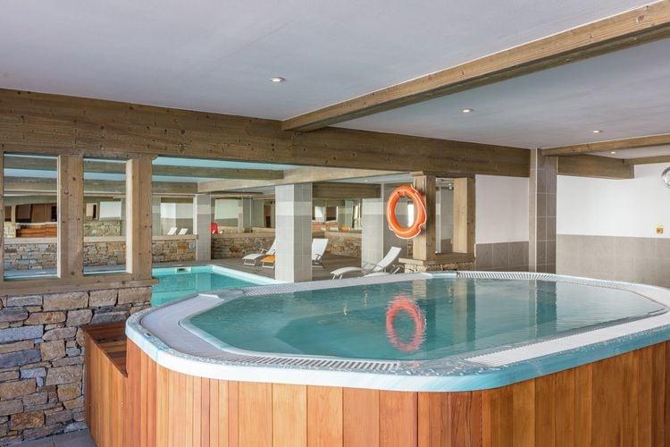 Vakantiehuizen Frankrijk | Rhone-alpes | Appartement te huur in Plagne-Soleil met zwembad  met wifi 14 personen
