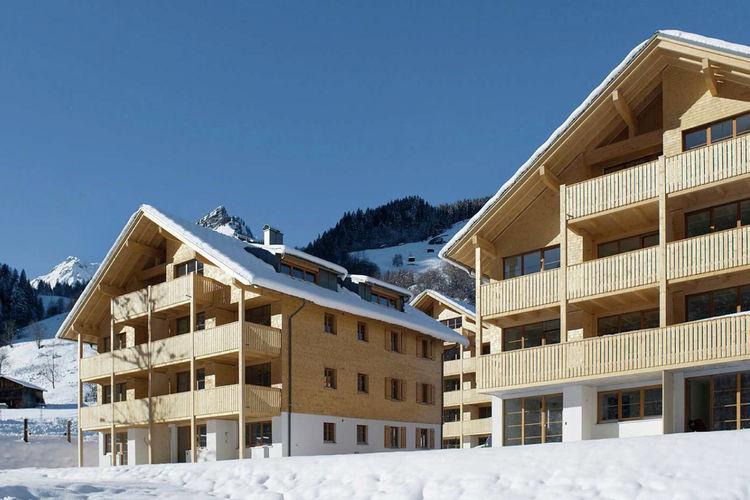 Vakantiehuizen Oostenrijk | Vorarlberg | Appartement te huur in Brand-in-Vorarlberg   met wifi 6 personen