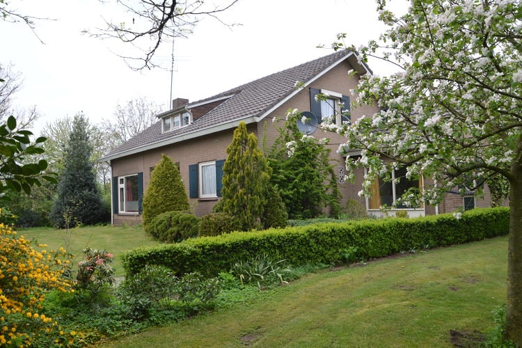 vakantiehuis Nederland, Noord-Brabant, Elsendorp vakantiehuis NL-5424-06