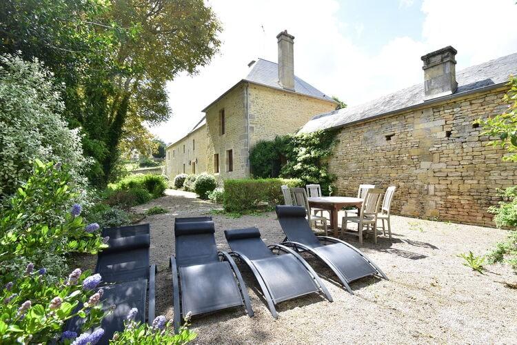 Vakantiehuizen Normandie te huur Lantheuil- FR-14480-05   met wifi te huur